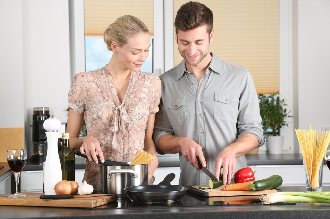 Partner-up with your partner on new hobbies to combat complacency in a relationship.