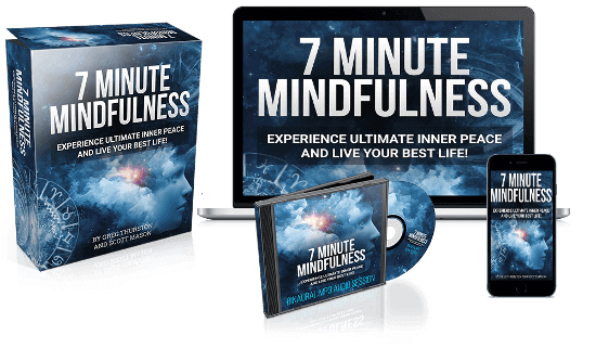 Practice 7 minutes of mindfulness