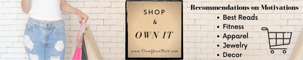 Shop the best deals and Own It from Own Your Best