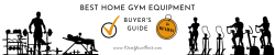 Best Equipment for Home Gym Essentials Checklist